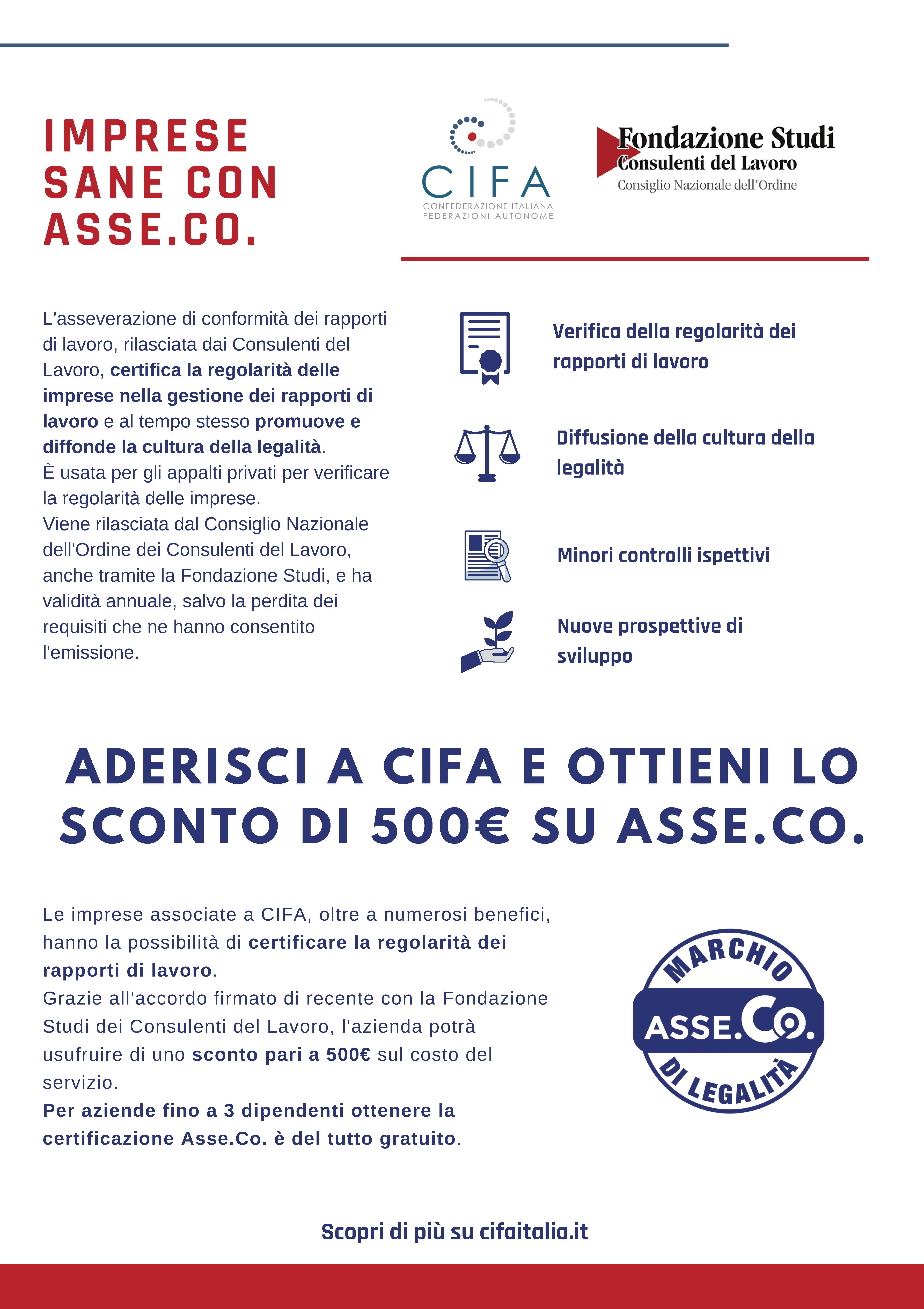 CIFA aderisce all Asseco